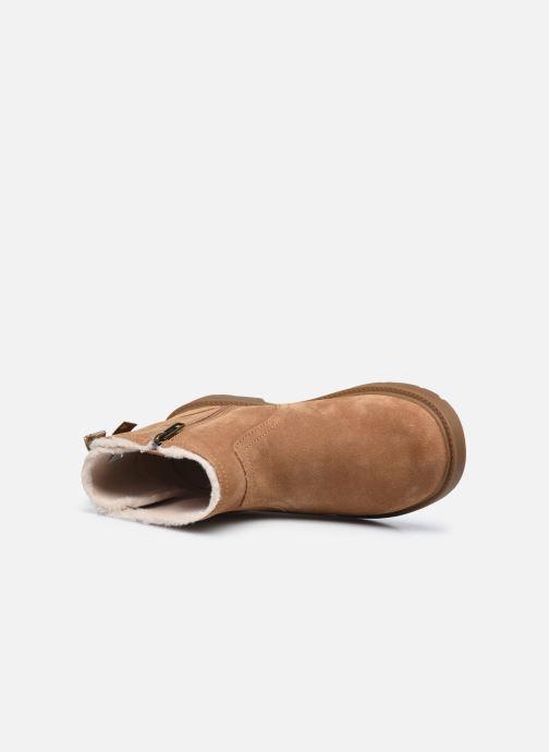 Stiefeletten & Boots UGG Lynde braun ansicht von links
