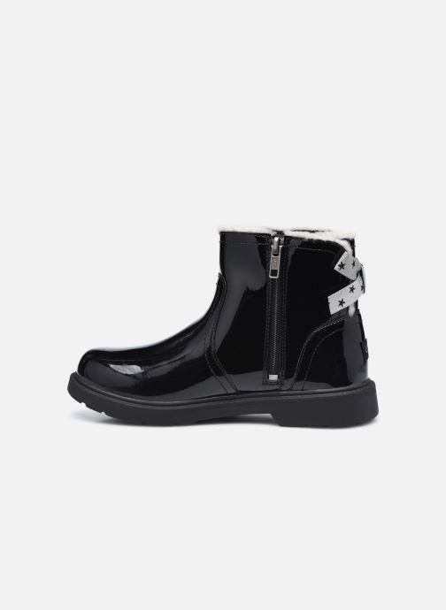 Bottines et boots UGG Lynde Patent Noir vue face