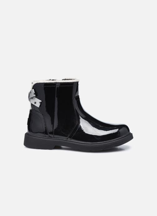 Bottines et boots UGG Lynde Patent Noir vue derrière