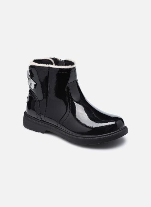 Stiefeletten & Boots UGG Lynde Patent schwarz detaillierte ansicht/modell