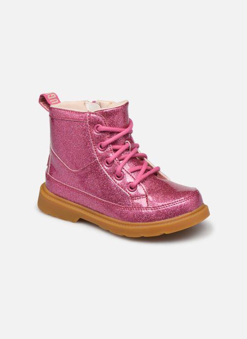 Bottines et boots UGG Robley Glitter Rose vue détail/paire