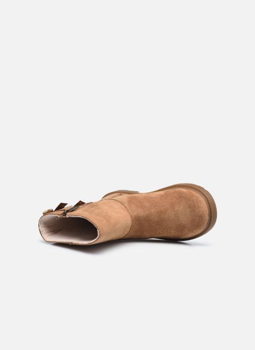 Stiefeletten & Boots UGG Tillee braun ansicht von links