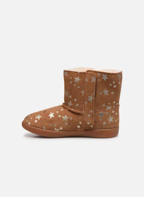 Stiefel UGG Keelan Stars T braun ansicht von vorne