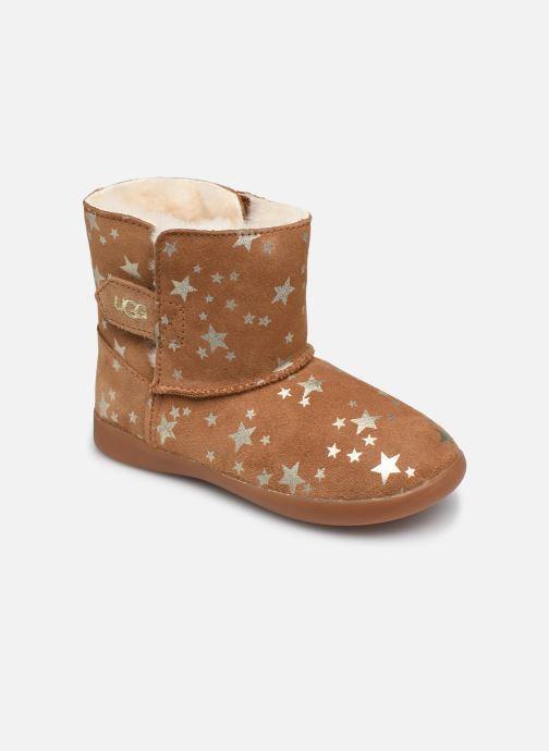 Stiefel UGG Keelan Stars T braun detaillierte ansicht/modell