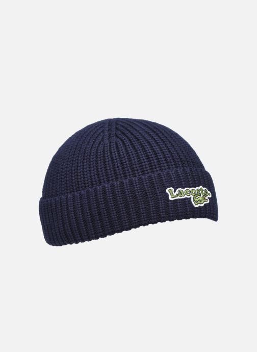 Berretto Lacoste Bonnet Kids Rb53 Azzurro vedi dettaglio/paio