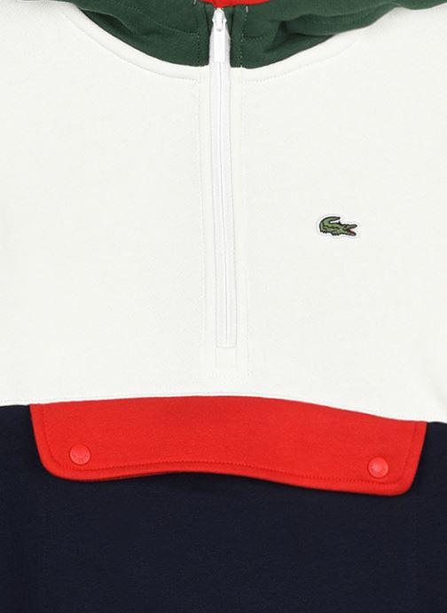 Vêtements Lacoste Sweat-Shirt Enfant Sj31 Vert vue face