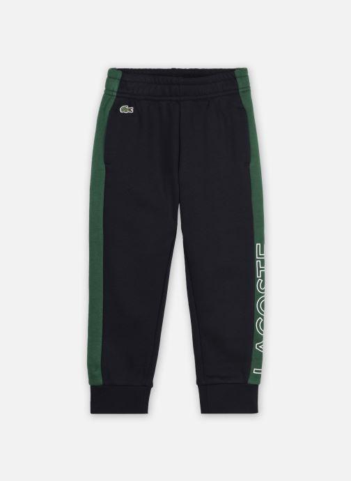 Vêtements Lacoste Pantalon Survêtement Enfant Xj12 Bleu vue détail/paire