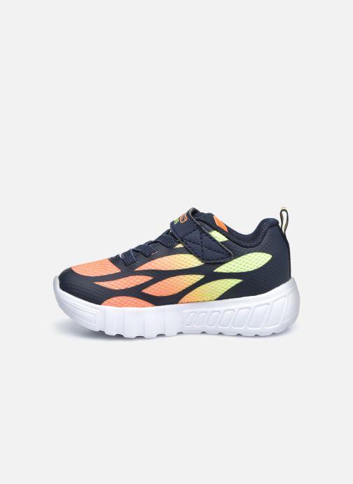 Baskets Skechers Flex-Glow Light Multicolore vue face