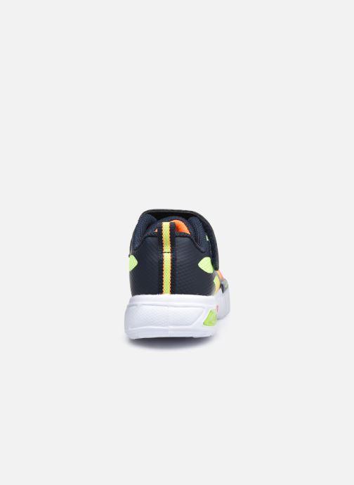 Baskets Skechers Flex-Glow Light Multicolore vue droite