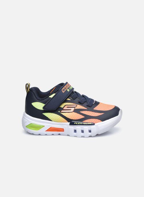 Baskets Skechers Flex-Glow Light Multicolore vue derrière
