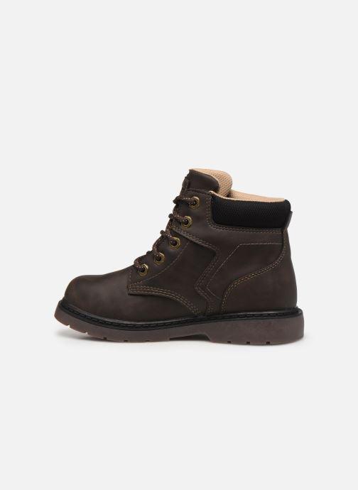 Bottines et boots Skechers Rivitz Gris vue face