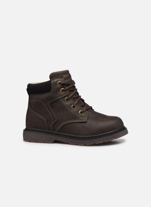 Bottines et boots Skechers Rivitz Gris vue derrière