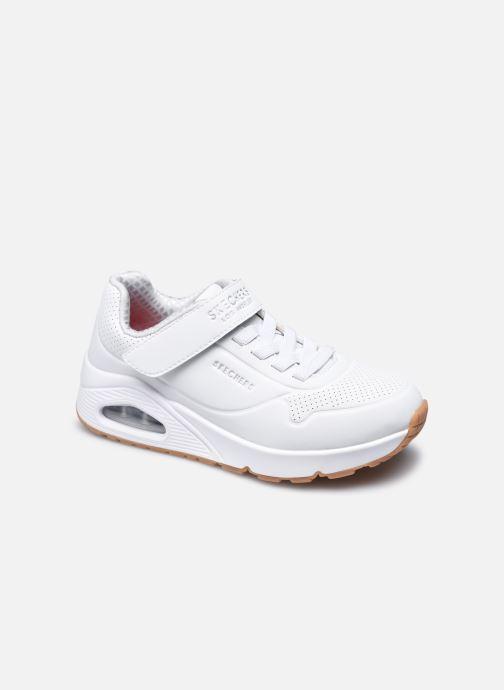 Sneakers Skechers Uno Air Blitz Bianco vedi dettaglio/paio