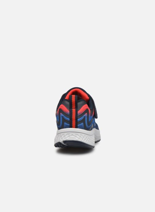 Sneakers Skechers Go Run Consistent Surge Sonic Azzurro immagine destra
