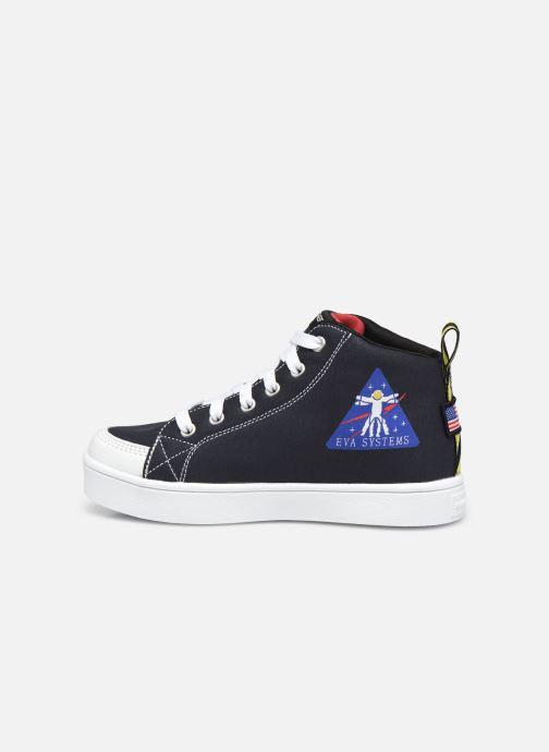 Sneakers Skechers Duratronz Astroflight Azzurro immagine frontale