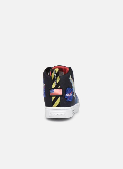 Sneakers Skechers Duratronz Astroflight Azzurro immagine destra