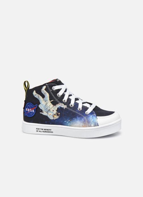 Sneakers Skechers Duratronz Astroflight Azzurro immagine posteriore