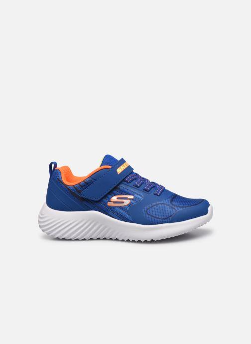 Sneakers Skechers Bounder K Azzurro immagine posteriore