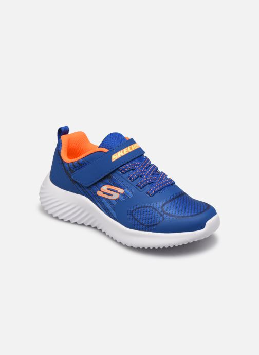 Sneakers Skechers Bounder K Azzurro vedi dettaglio/paio