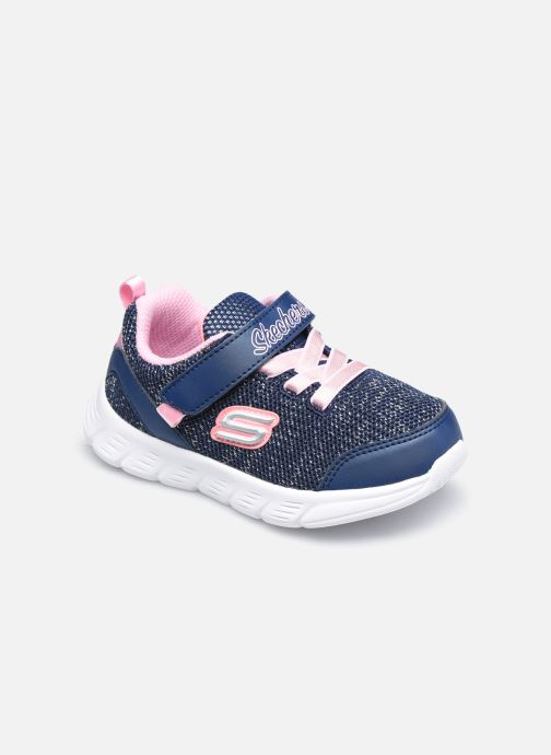 Sneaker Skechers Comfy Flex Moving On blau detaillierte ansicht/modell
