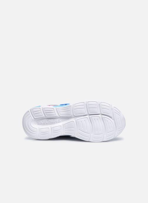 Sneakers Skechers Rainbow Racer Blå se foroven