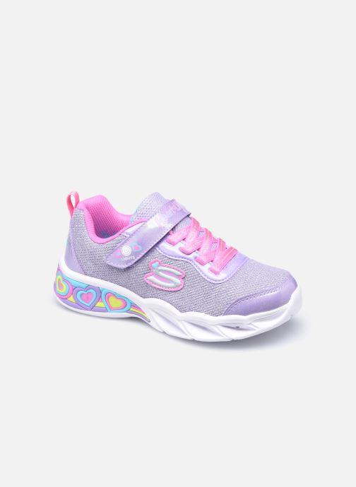 Sneakers Skechers Sweetheart Lights Viola vedi dettaglio/paio
