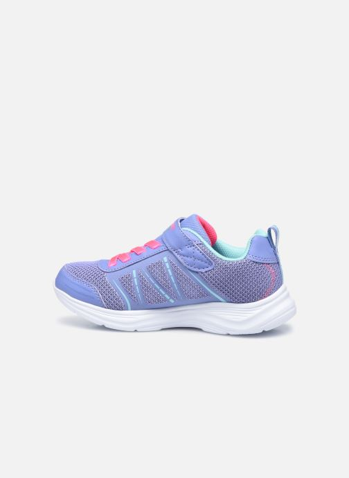 Sneakers Skechers Glimmer Kicks Blauw voorkant
