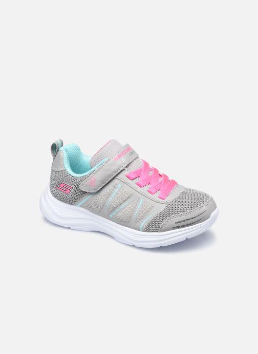 Sneaker Skechers Glimmer Kicks Shimmy Brights grau detaillierte ansicht/modell