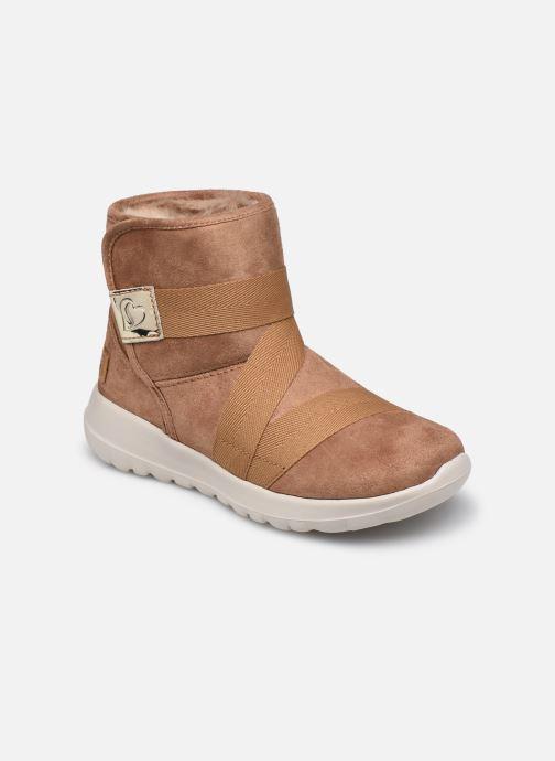 Bottines et boots Skechers Go Walk Joy Strong Willed Marron vue détail/paire