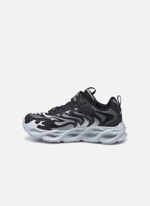Sneakers Skechers Thermo-Flash Nero immagine frontale