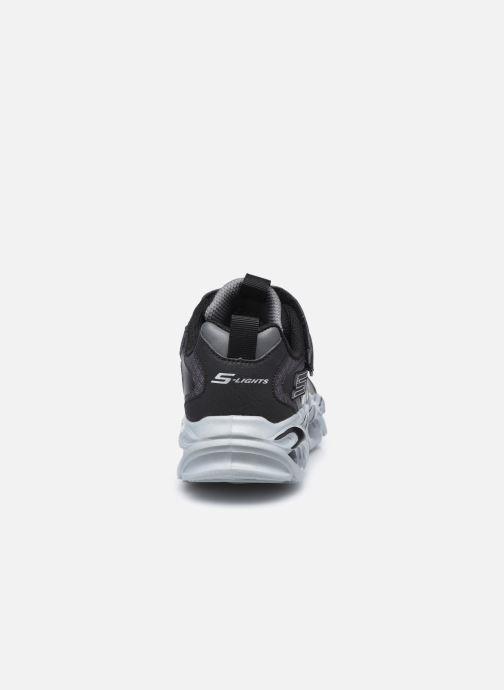 Sneaker Skechers Thermo-Flash schwarz ansicht von rechts