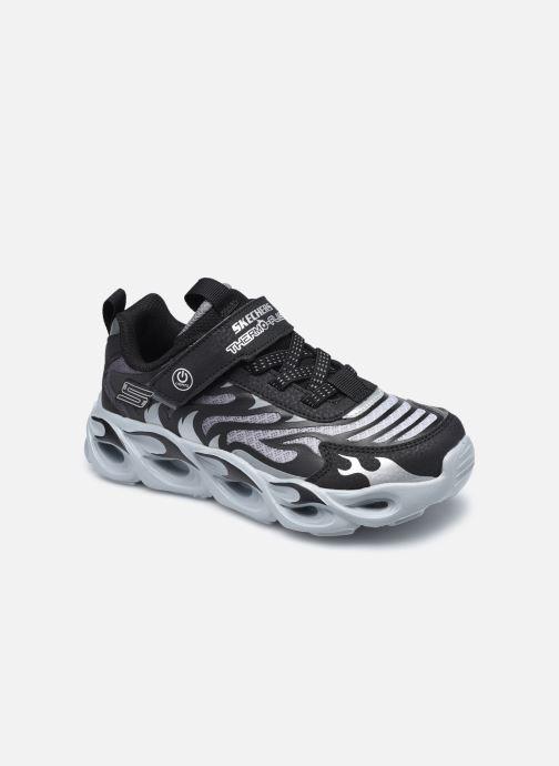 Sneaker Skechers Thermo-Flash schwarz detaillierte ansicht/modell