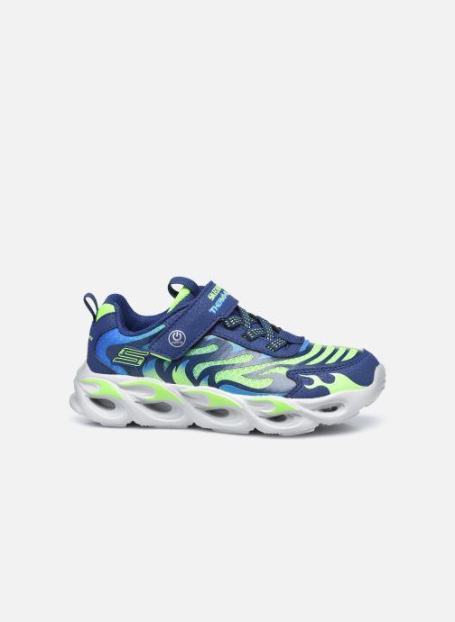Sneakers Skechers Thermo-Flash Azzurro immagine posteriore