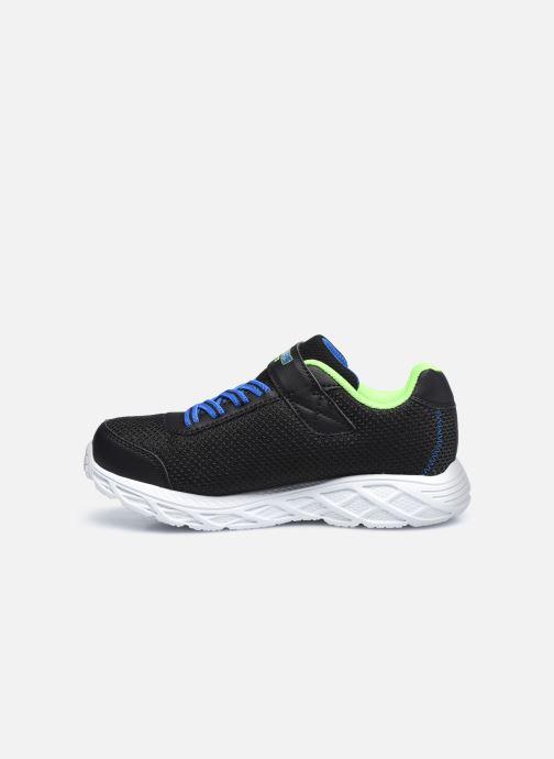 Sneakers Skechers Dynamic-Flash Nero immagine frontale