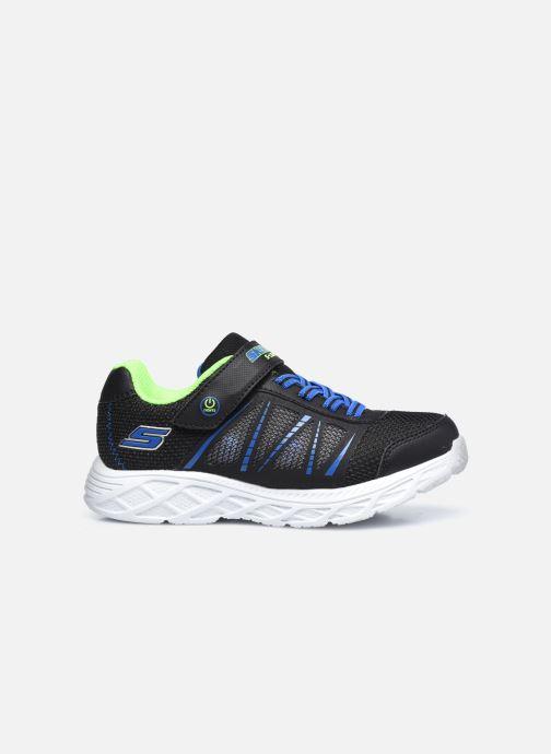 Sneakers Skechers Dynamic-Flash Nero immagine posteriore