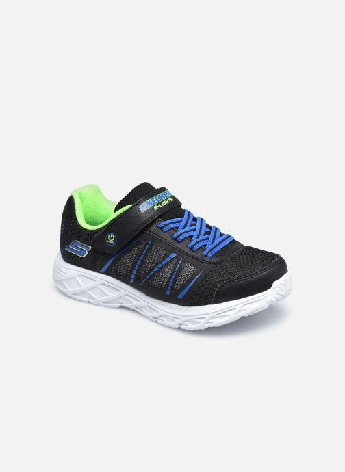 Sneaker Skechers Dynamic-Flash schwarz detaillierte ansicht/modell
