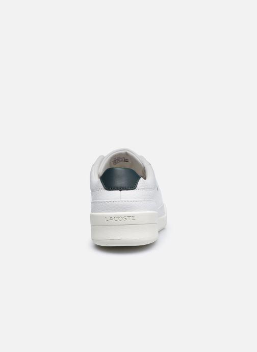 Baskets Lacoste Challenge 0120 1 W Blanc vue droite