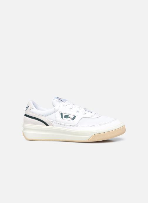 Baskets Lacoste G80 0120 1 W Blanc vue derrière