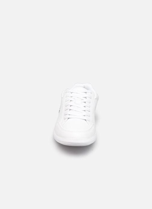 Sneaker Lacoste Graduate Cap 0120 1 W weiß schuhe getragen