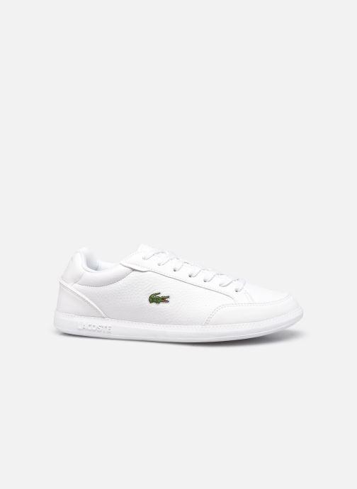 Sneaker Lacoste Graduate Cap 0120 1 W weiß ansicht von hinten