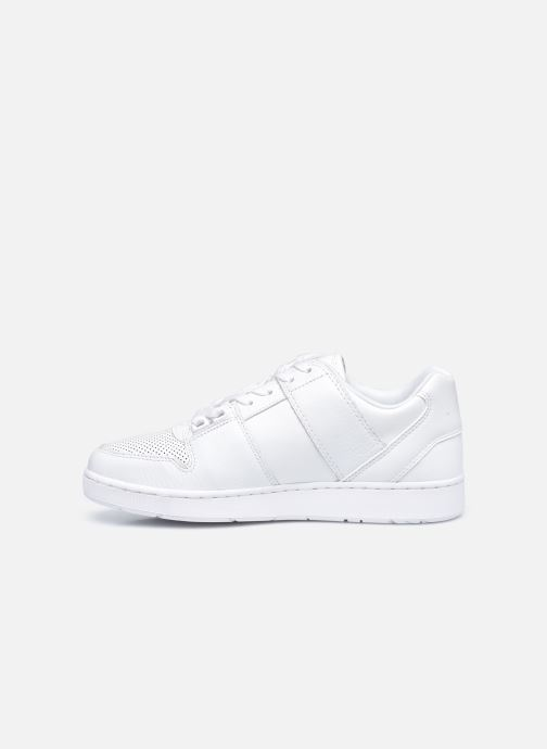 Baskets Lacoste Thrill 0120 2 Blanc vue face