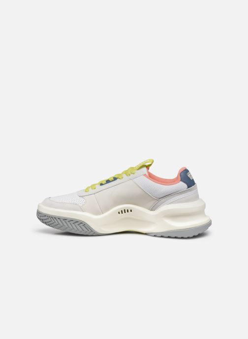 Sneakers Lacoste Ace Lift 0120 2 Bianco immagine frontale