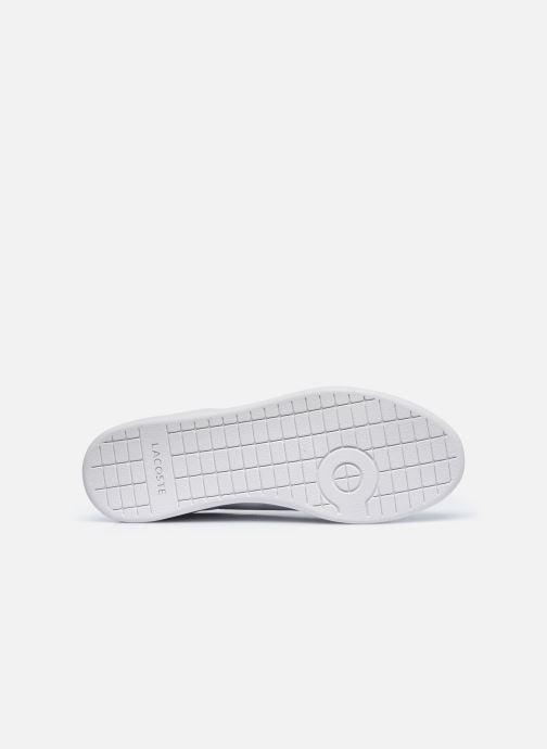 Sneakers Lacoste Carnaby Evo 0120 4 Bianco immagine dall'alto