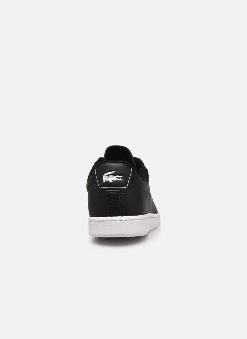 Sneakers Lacoste Carnaby Evo 0120 4 Nero immagine destra