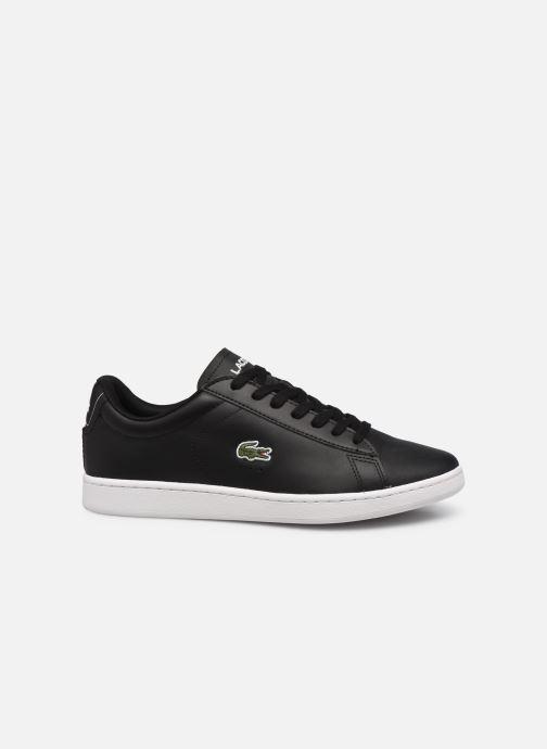 Sneakers Lacoste Carnaby Evo 0120 4 Nero immagine posteriore
