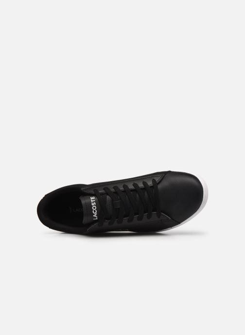 Sneakers Lacoste Carnaby Evo 0120 4 Nero immagine sinistra