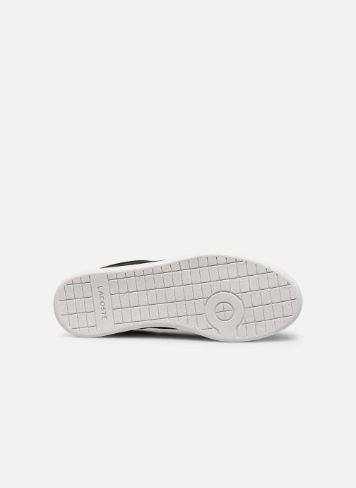 Sneakers Lacoste Carnaby Evo 0120 4 Nero immagine dall'alto