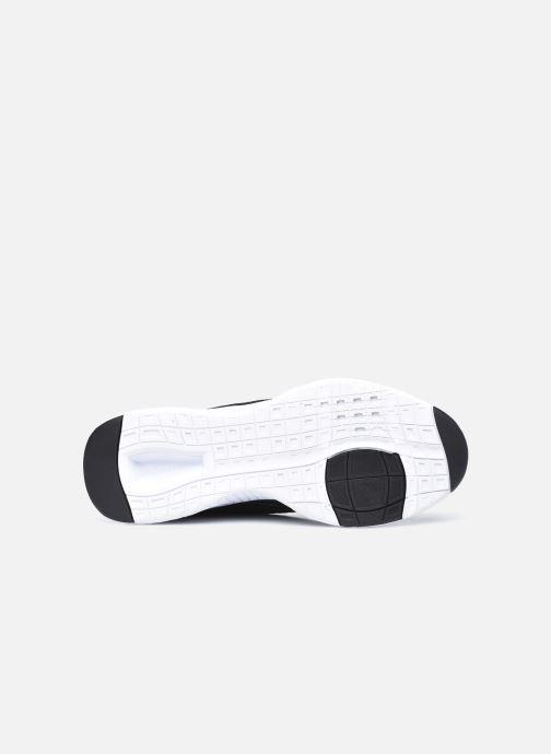Baskets Lacoste Court-Drive 0120 1 Noir vue haut