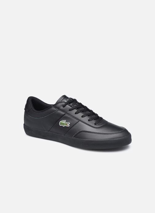 Sneakers Lacoste Court-Master 319 6 Zwart detail