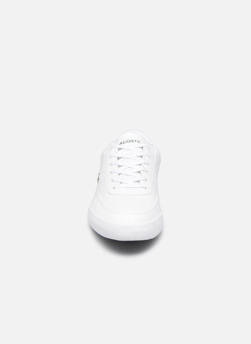 Sneaker Lacoste Court-Master 0120 1 Cma weiß schuhe getragen